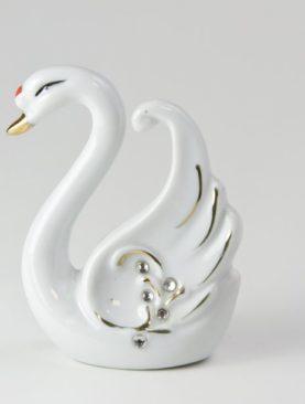 Фигурка лебедя