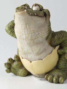 Мечтательный крокодил