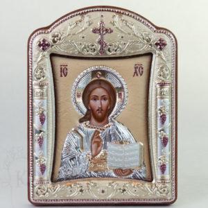 Cеребрянные иконы
