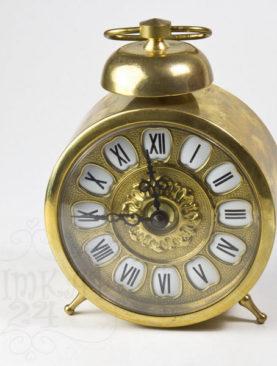 Латунные часы