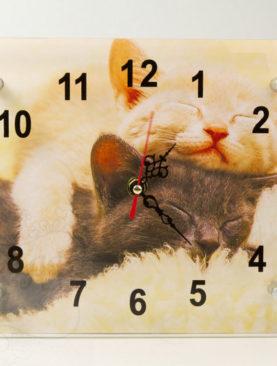 Часы с картинками