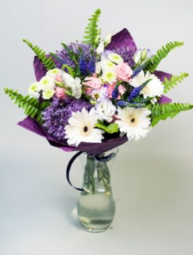 Букет Фиолетовая сказка