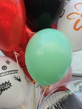 Гелиевые шарики (в ассортименте)